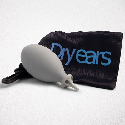 dryears ear dryer to reduce ear canal infection for