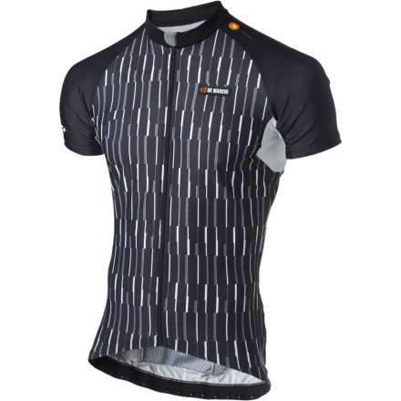 Buy Low Price DeMarchi Contour Plus Short Sleeve Jersey (B007T6H6VO)