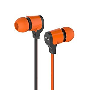 Yison CX370O Orange Earphone with Mic
