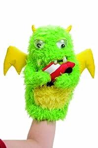 Mr. Monsta Hand Puppet from Manhattan Toy