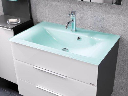 fackelmann 86296 glaswaschtisch preise vergleichen und. Black Bedroom Furniture Sets. Home Design Ideas