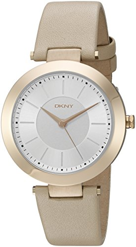 dkny-womens-stanhope-quartz-stainless-steel-and-beige-leather-casual-watch-model-ny2459