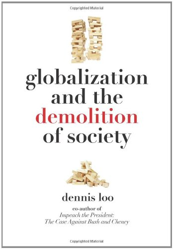 Globalization and the Demolition of Society PDF