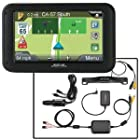 Magellan RM5255SGBUC Roadmate 5-Inch GPS Device with Free Lifetime Map and Traffic Updates