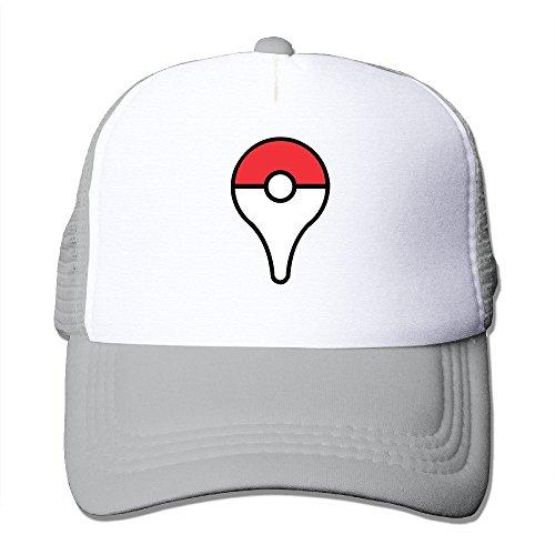 ogbcom-pokemon-go-de-malla-ajustable-trunk-gorra-de-beisbol-sombrero-para-unisex