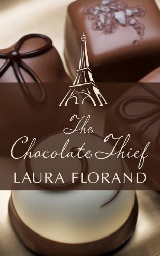 book cover of   The Chocolate Thief