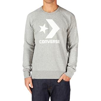 Buy Converse Mens Cons Core Str Sweatshirt by Converse