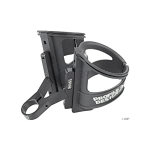 Profile Design AquaRack Bicycle Water Bottle Cage w CO2 Mount - ACRACK8 by Profile Design