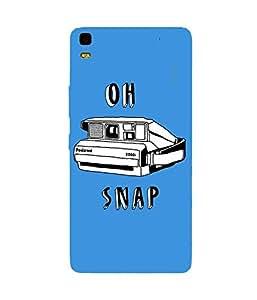 Oh Snap Lenovo K3 Note Case