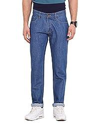 Dais Light Blue Coloured 100% Cotton Jeans 38