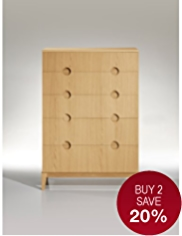 Conran Rendell 5 Drawer Chest