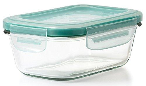 OXO スナップガラスコンテナ レクタングル 380ml 11174200