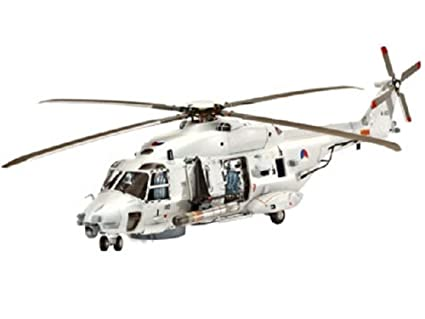 Revell - 04651 - Maquette - NH-90 NFH-Marine