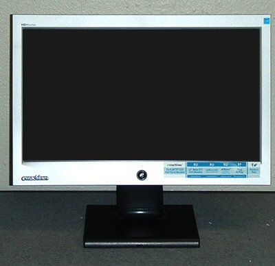 "Emachines E17T4W 17"" Lcd Monitor"