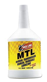 Red Line 50204-12PK Manual Transmission Lubricant (MTL) Gear Oil - 1 Quart, (Pack of 12)