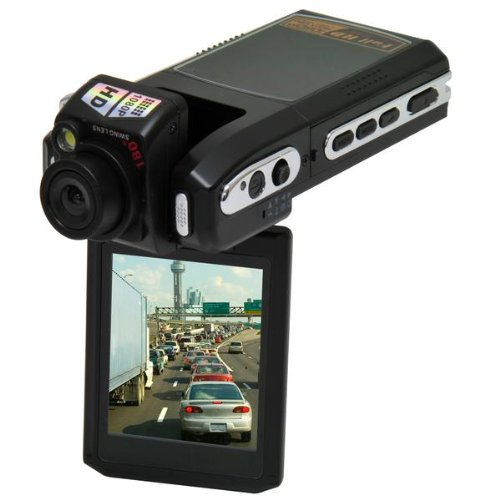 Dash Cam With 2.5 Lcd Screen And 4X Digital Zoom