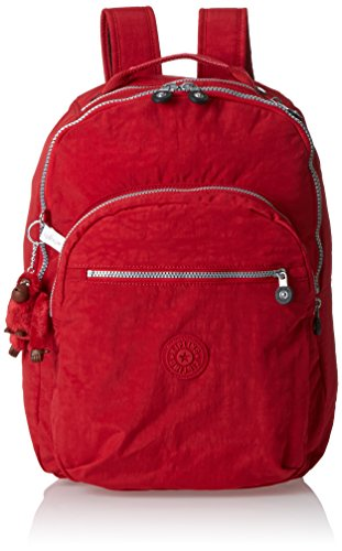 Kipling Seoul A, Chili Pepper, One Size front-1045686
