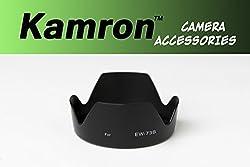 KAMRON 73B REPLACES CANON LENS HOOD EW-73B