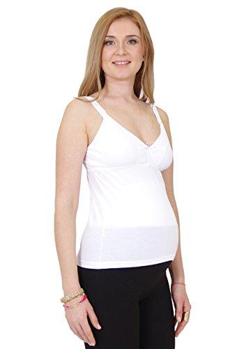 Still-Top-Still-Shirt-mit-integrierter-Stillfunktion-fr-bequemes-Stillen-Still-Tanktop-in-Schwarz-und-Wei-von-Chezmam