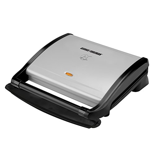George Foreman GRV80 Contemporary Grill with Extended Handle (George Foreman Grill Drain Tray compare prices)