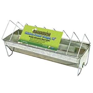 WARE MANUFACTURING INC. - TROUGH CHICKEN FEEDER 16inch