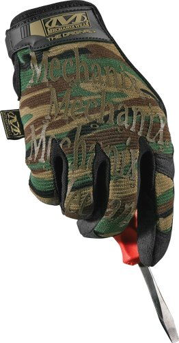 Mechanix Wear MG-71-011 Original Glove, Camo, X-Large