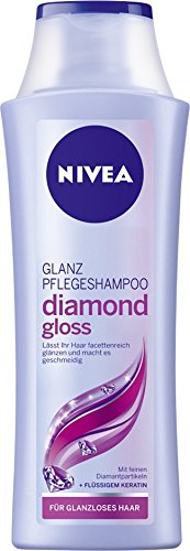 Nivea Diamond Gloss Glanz Pflegeshampoo,