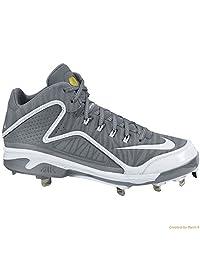 Nike Air Swingman Mvp 2 Mid Metal Gray-White 616258-015