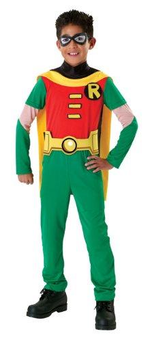 Teen Titans Child's Robin Costume, Small