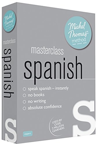 Masterclass Spanish with the Michel Thomas Method