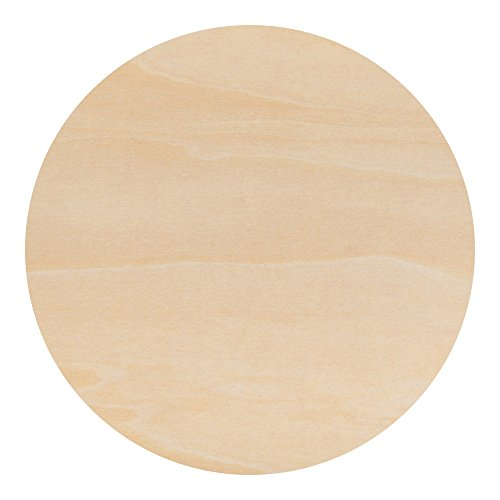 3 Wooden Circles 11 Inches Woodpeckers®