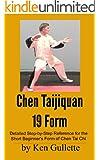 Chen Taijiquan 19 Form (English Edition)