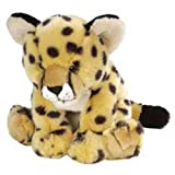 Cuddlekins 30cm Baby Cheetah Plush Soft Toy