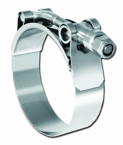 Pro tie t bolt all stainless hose clamp sae size