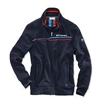 Bmw Motorsport Mens Tracksuit Jacket - Dark Blue X-large from BMW Lifestyle