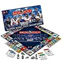 Usaopoly Super Bowl 42 Champions Giants Monopoly -