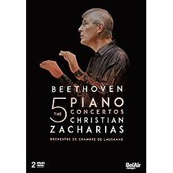 Beethoven: 5 Piano Concertos