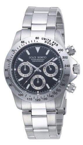 DOLCE SEGRETO (ドルチェ・セグレート) 腕時計 CG100BK (DS) コスモス メンズ
