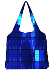 Snoogg Digital Board 2408 Womens Jhola Shape Tote Bag