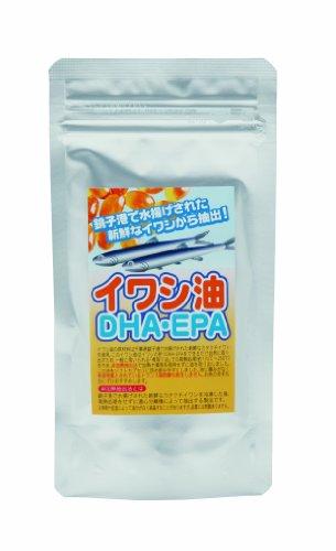 イワシ油 DHA・EPA90粒