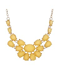 Aaishwarya Striking Yellow Necklace