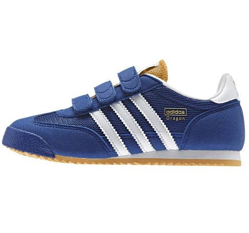 Mal funcionamiento Frontera No complicado  Adidas Dragon CF Little Kids Shoes Collegiate Royal Core White St Goldenrod  M25195 SIZE 1 5 - Jessica S. Tedderiol