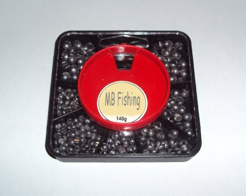 Fishing Shot Dispenser - 7 Compartments