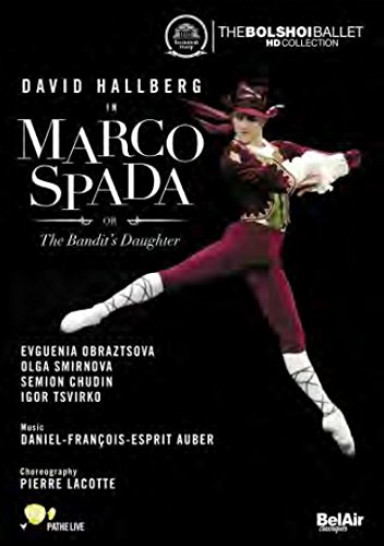 Marco Spada Or the Bandits Daughter [DVD] [Import]