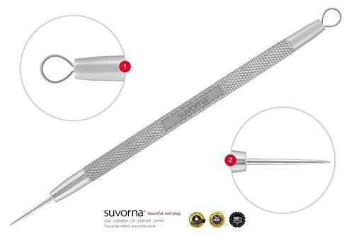 suvorna-1112-skinpal-s35-comedone-professionale-whitehead-pulitore-remover-estrattore-dolcetti-brufo