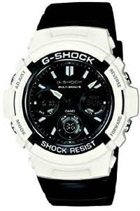 G-Shock Shock Resistant Plastic Resin Case and Bracelet Digital-Analog Dial
