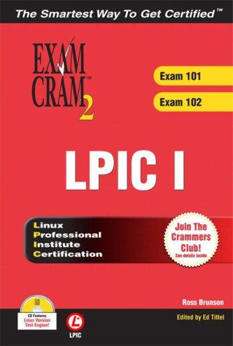 LPIC I Exam Cram 2