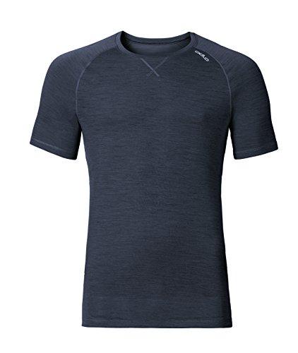 Odlo Revolution TW Light Shirt Kurzärmelig L Blau - Navy New Melange