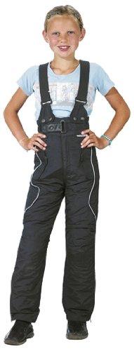 Roleff Racewear 454KXS Pantalon Moto pour Enfants, Noir, XS