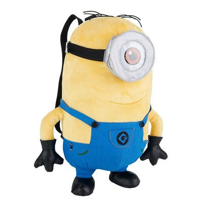 Despicable Me Jerry Plush Backpack